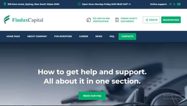 findax capital hyip review